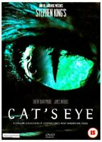Cat's Eye - L'occhio del gatto - DVD import, audio ita