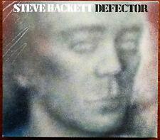 Steve Hackett Defector CD Remastered – CDSCDR 4018 – Mint