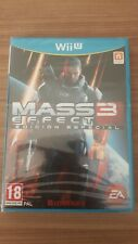 Mass Effect 3 Wiiu Pal España Precintado