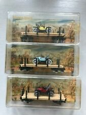More details for egger-bahn hoe narrow gauge 3 of pv26 wagon with car load, boxed
