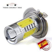 2 X BOMBILLAS LED COCHE H7 11W ANTINIEBLA CREE ALTA POTENCIA BLANCO