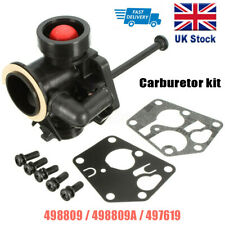 Carburettor Carb Fit For Briggs & Stratton Sprint Classic Engines 499809 497619
