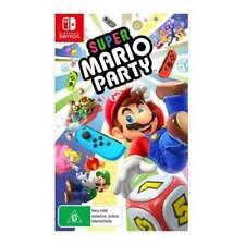 Super Mario Party (Nintendo Switch, 2018)