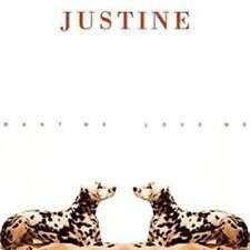 JUSTINE - WANT ME, LOVE ME - LP 33 GIRI - UMM - 1994