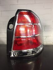 Vauxhall Zafira REAR TAIL LAMP LIGHT NEW O/S 2005-2007 DRIVERS SIDE