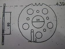 Kettenrad Kreidler 439 30 Zähne MF 12 13 23 RM RMC Flott Florett Eiertank K 54