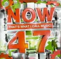 NOW THAT'S WHAT I CALL MUSIC VOLUME 47 various (2X CD, compilation, 2000), pop,