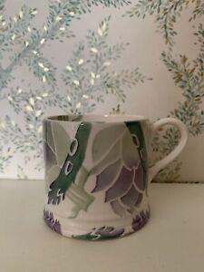 Emma Bridgewater Wiveton Hall Artichoke & Asparagus Small Mug