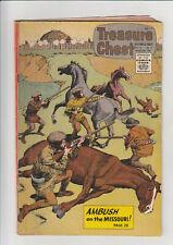 Treasure Chest V22 #11 G 1967 Comic