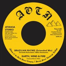 """EARTH, WIND AND FIRE Brazilian Rhyme/My Love 7"""" NEW VINYL Athens Of The North"""
