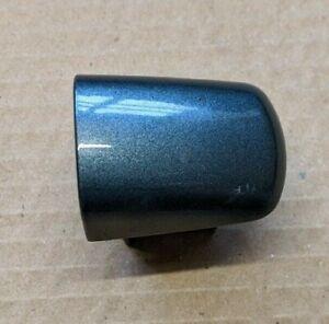 PEUGEOT 407 2006 EXTERIOR DOOR HANDLE LOCK COVER TRIM CAP GREY EZW