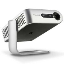 ViewSonic M1+ Portabler LED Beamer 360° Projektion 300 LED-Lumen WLAN Projektor