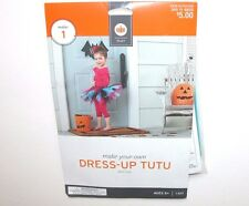 NWT NEW Halloween Costume 5+ Kids Activity Girl Dressup Tutu Tulle Make Your Own
