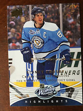 2008-09 Upper Deck Winter Classic Sidney Crosby