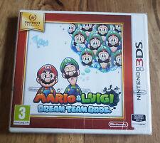 MARIO & LUIGI DREAM TEAM BROS. Jeu Sur Nintendo 3DS 2DS Neuf Blister VF