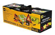 Ruptura AA y seguridad Kit Plus coche viajes esenciales paquete de emergencia