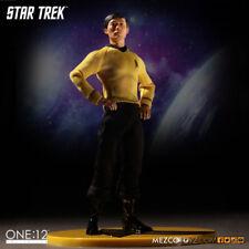 MEZCO Star Trek Figure 1/12 Sulu