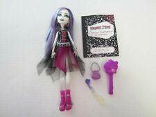 Monster High Doll Spectra Vondergeist Pet Ferret Purse Diary Brush s