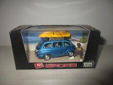 FIAT 600 MULTIPLA 1956 JAMAICA EDIZ.LIMITATA 2001 S01/01 BRUMM SCALA 1:43