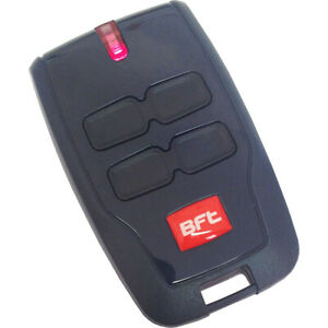 BFT MITTO 4 Gate remote control handsets - fobs-transmitter (BFT Mitto B RCB04)