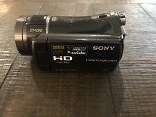Sony HDR-CX7 AVCHD 6.1MP High Definition Flash Memory Camcorder w/ quick charge