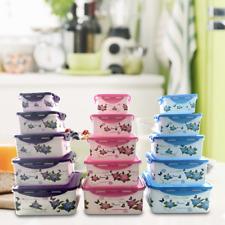Gefrierdosen Set Deckel Frischhaltedosen Vorratsdosen Gefrierdose Tiefkühldosen