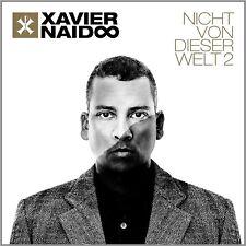 XAVIER NAIDOO - NICHT VON DIESER WELT 2  CD NEUF