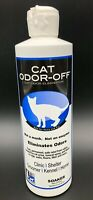 Cat Odor-Off Soaker 16 oz New