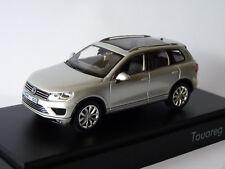 VW Volkswagen tuareg restyled (facelift) 2015 au 1/43 de Herpa
