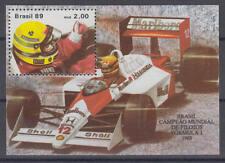 Brasilien - Michel-Nr. 2293 als Block 77 postfrisch/** (Formel 1 - WM, Rio de Ja