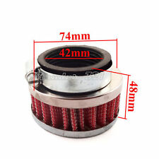 High Performance 42mm Air Filter For GY6 150cc Moped Scooters ATV Quad Go kart
