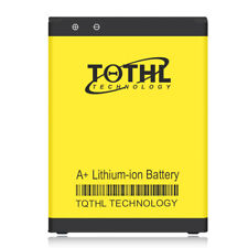 TQTHL 3300mAh Replacement Extended Slim Battery For LG Stylo 2 V VS835, LS775