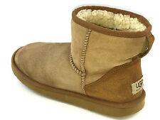 UGG Australia Classic Mini Boots 5854 Chestnut Size 9 USA.