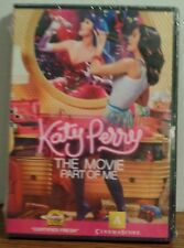 NEW SEALED 2013 DVD: KATY PERRY: The Movie Part of Me PG Region 1