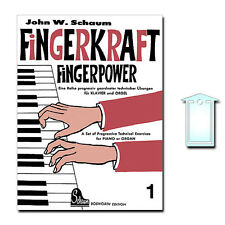 Bosworth Edition Fingerkraft Fingerpower Band 1