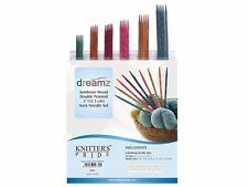 "Knitter's Pride ::Symfonie Wood Double Pointed 5"" Sock Needle Set:: 0-3 US"