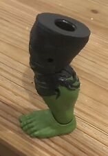Marvel Legends Professor Hulk Left Leg Build A Figure BAF Mint