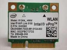 INTEL WIFI LINK 5100 AGN 512AN_HMW DUAL BAND WIRELESS HALF MINI PCI-E  # 4575A