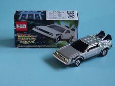 Universal Studios Japan Back to the Future The Ride De Lorean Tomica Diecast Car