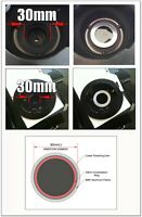30mm Polarizing Mounted Lens – To be placed under Microscope Head.