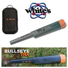 Whites Bullseye TRX Waterproof PinPointer   ~ Authorized Dealer For Whites!