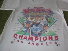 L.A. DODGERS 1988 WORLD SERIES CHAMPIONS MED NICE