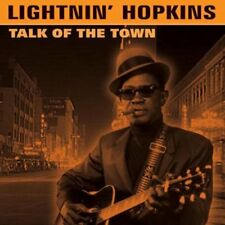 Hopkins, Lightnin' - Talk of the Town CD