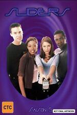Sliders : Season 5 (DVD, 2013, 4-Disc Set)