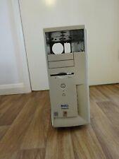 Retro Dell Brand PC Enclosure - Vintage Computer Case - Good Cond - ATX Style