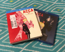 NEW•• ACCA: 13-Territory Inspection Dept.: The Complete Series (Blu-ray & DVD)