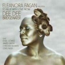 Eleanora Fagan to Billie With Love From Dee Dee Bridgewater 2010 Cd5293