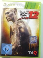 !!! Xbox 360 juego WWE 12, usado pero aceptar!!!