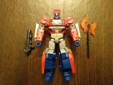 COMPLETE Transformers Generations Thrilling 30 Deluxe Autobot Orion Pax IDW