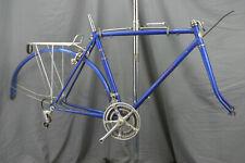 Vintage Road Bike Frame Suteki Track 10 Shimano 600 Japan Made Touring Charity!
